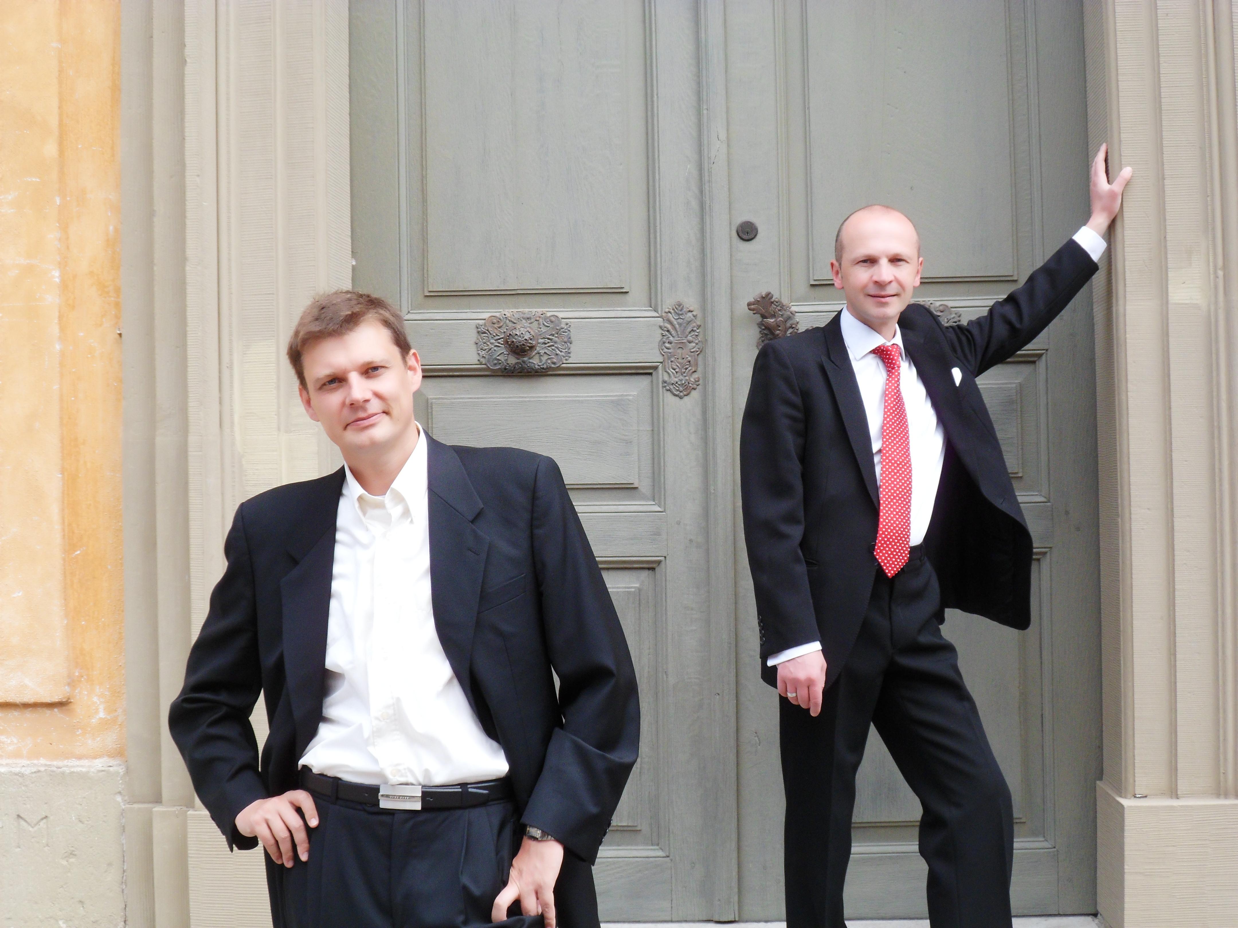 Helge Gutsch & Oliver Trahndorff