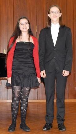 Claire und Tim Winkelhöfer
