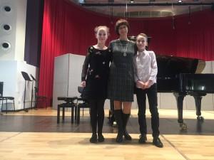 Nelli Koppanyi, Elvira Jochim, Kristian Koppanyi